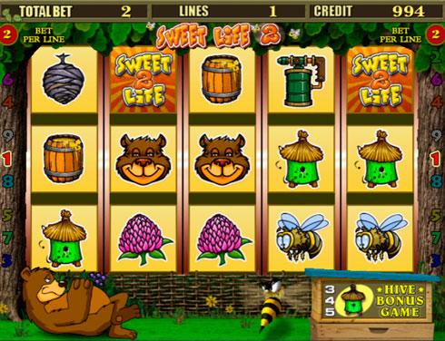 Игровой автомат Sweet Life 2 на деньги в клубе Вулкан