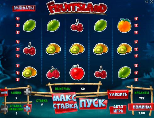 Казино Вулкан играть на реальные деньги Fruits Land